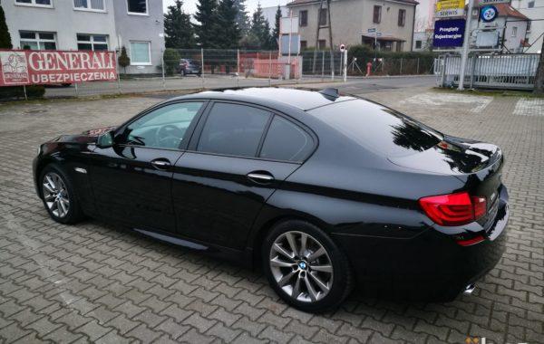 BMW 535d F10