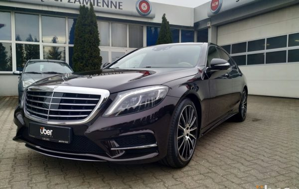 Mercedes S-Classe