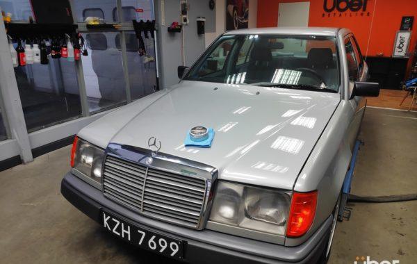 Mercedes W124 300TD